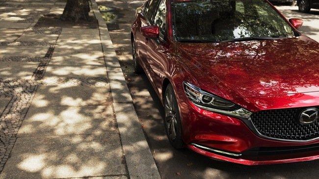 Mazda 6 2018 tung ảnh nhá hàng trước thềm Triển lãm Los Angeles.
