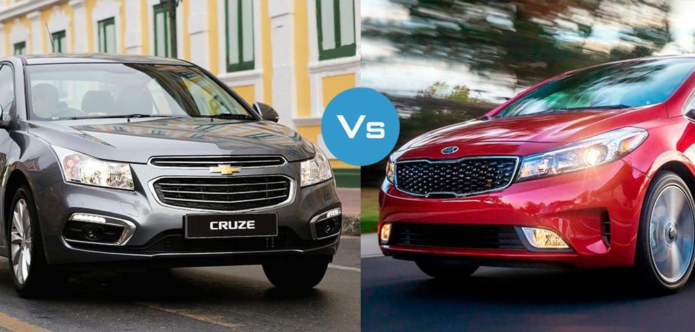 Có gia đình nên mua Chevrolet Cruze 2018 hay KIA Cerato 2018? 1