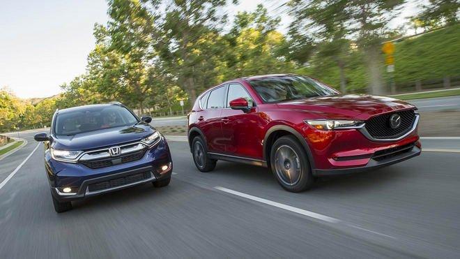 Honda CR-V 2018 sẽ gây khó cho cả phân khúc SUV 7 chỗ? a3