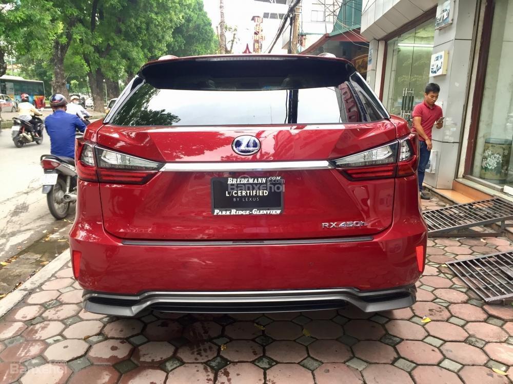 Lexus RX 450h mới 100% sx 2018, màu đỏ, nhập khẩu Mỹ LH: 0982.84.2838 (3)