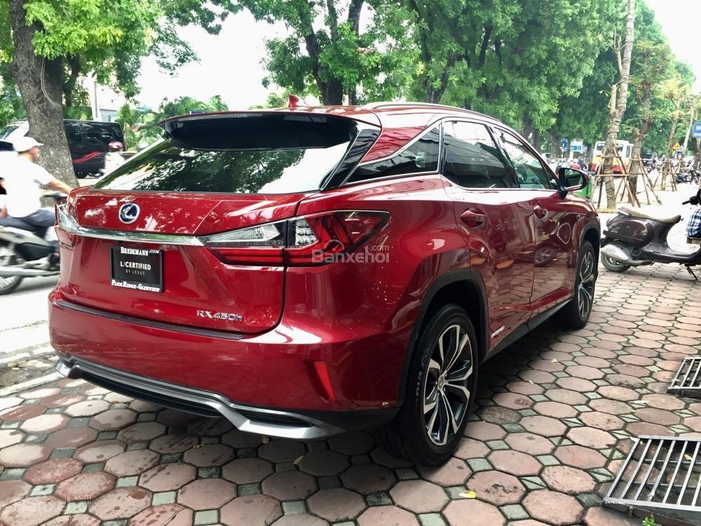 Lexus RX 450h mới 100% sx 2018, màu đỏ, nhập khẩu Mỹ LH: 0982.84.2838 (6)