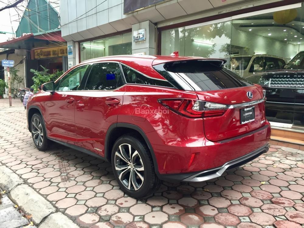 Lexus RX 450h mới 100% sx 2018, màu đỏ, nhập khẩu Mỹ LH: 0982.84.2838 (7)