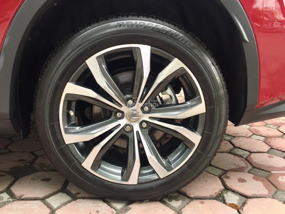 Lexus RX 450h mới 100% sx 2018, màu đỏ, nhập khẩu Mỹ LH: 0982.84.2838 (8)