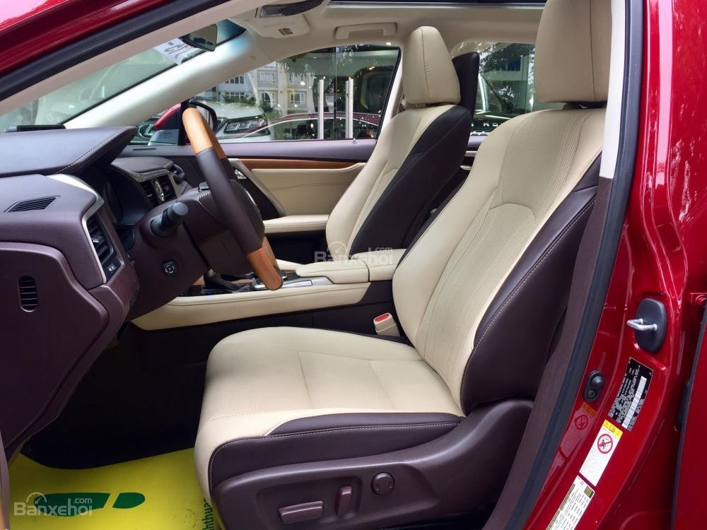 Lexus RX 450h mới 100% sx 2018, màu đỏ, nhập khẩu Mỹ LH: 0982.84.2838 (11)