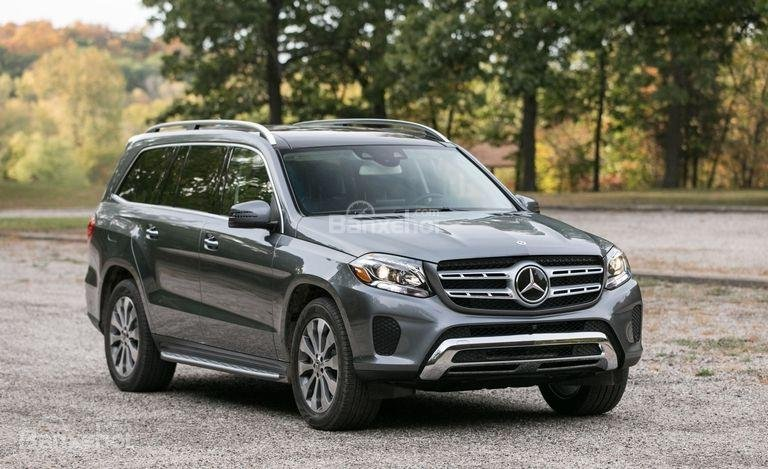 Đánh giá xe Mercedes-Benz GLS Class 2018: Biến thể GLS 450