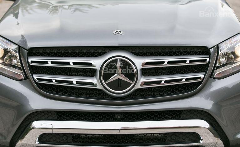 Lưới tản nhiệt xe Mercedes-Benz GLS Class 2018