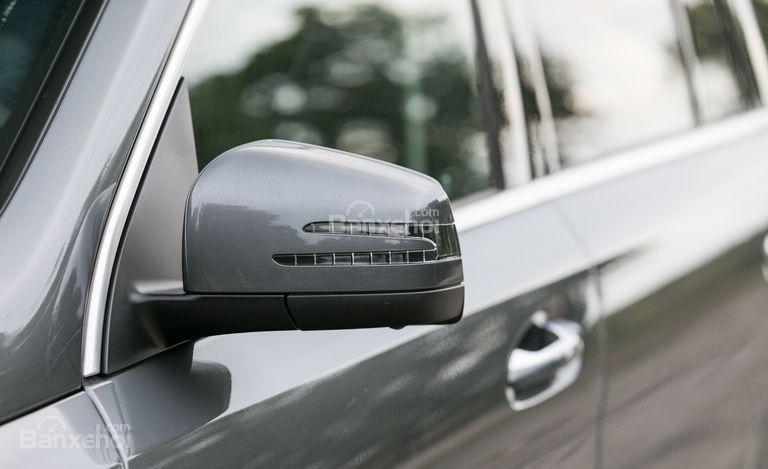 Gương chiếu hậu xe Mercedes-Benz GLS Class 2018