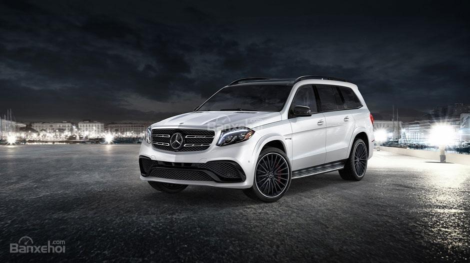 Đánh giá xe Mercedes-Benz GLS Class 2018: Biến thể AMG GLS 63