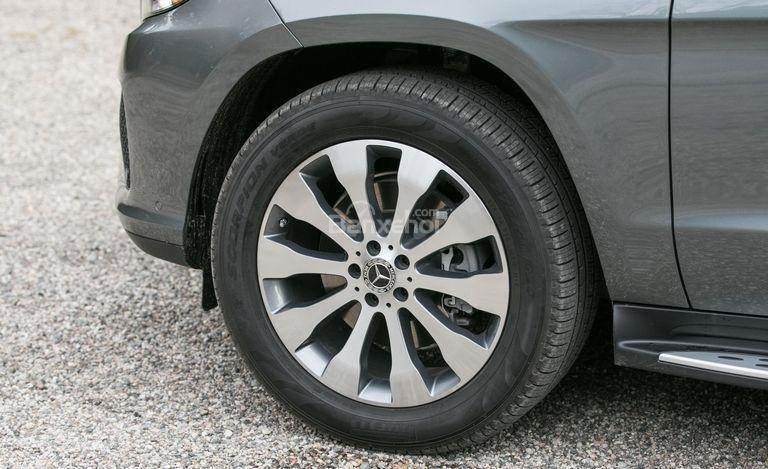 Mâm xe Mercedes-Benz GLS Class 2018