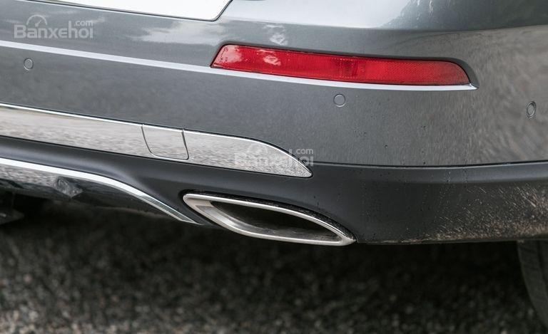 Hệ thống ống xả Mercedes-Benz GLS Class 2018