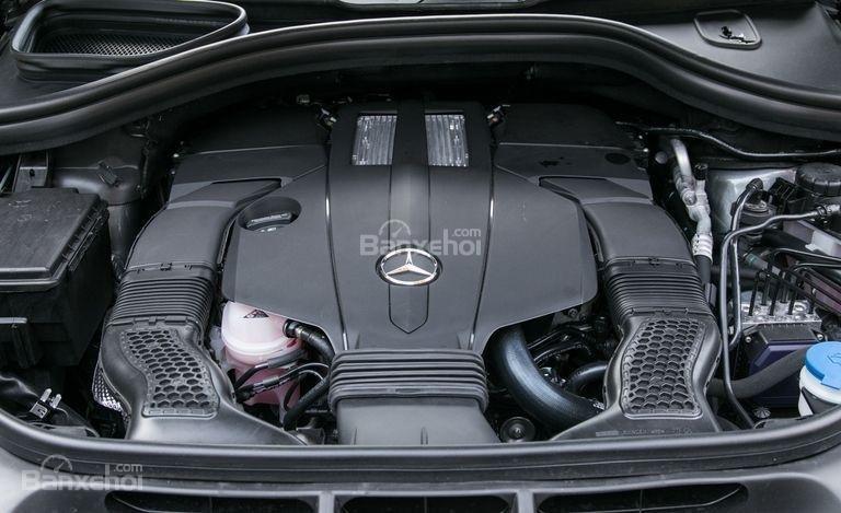 Động cơ xe Mercedes-Benz GLS Class 2018