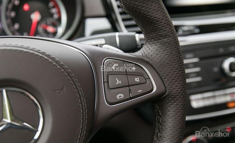 Vô-lăng xe Mercedes-Benz GLS Class 2018 2