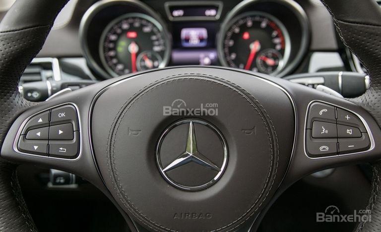 Vô-lăng xe Mercedes-Benz GLS Class 2018