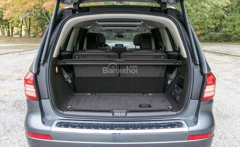 Khoang hành lý xe Mercedes-Benz GLS Class 2018 1
