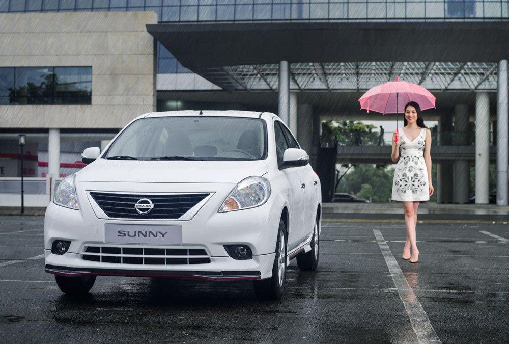 Nissan Sunny XV hạ giá xuống dưới 500 triệu đồng rẻ hơn Toyota Vios a1
