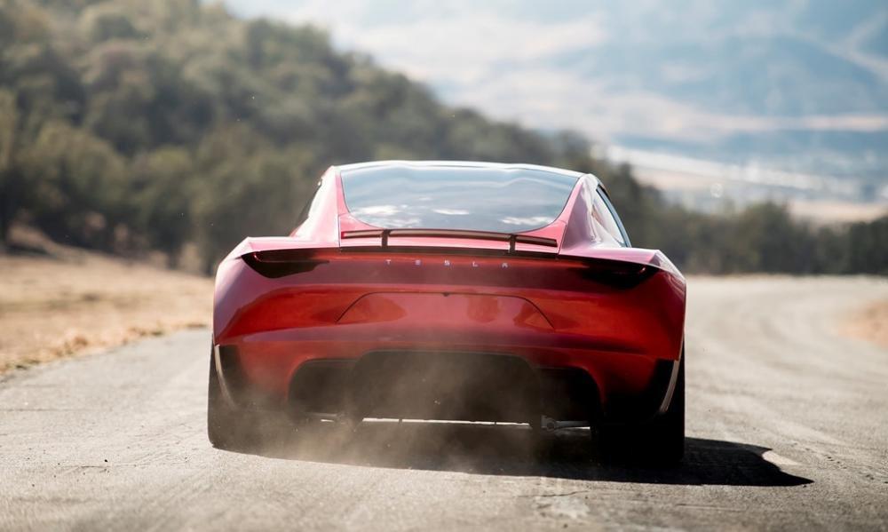 """9 điều đặc biệt biến Tesla Roadster trở thành """"cơn sốt"""" của làng xe hơi thế giới  a2"""