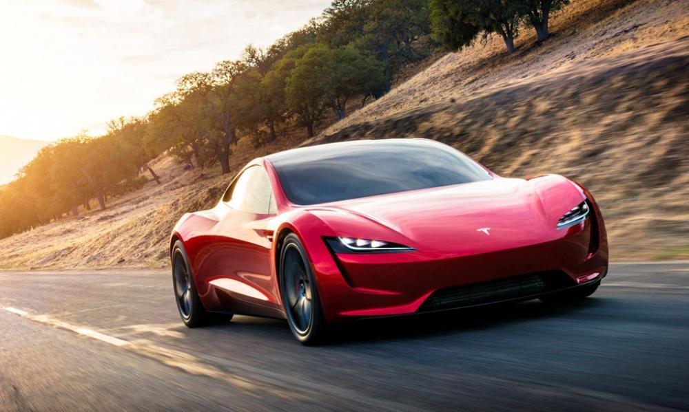 """9 điều đặc biệt biến Tesla Roadster trở thành """"cơn sốt"""" của làng xe hơi thế giới  a1"""