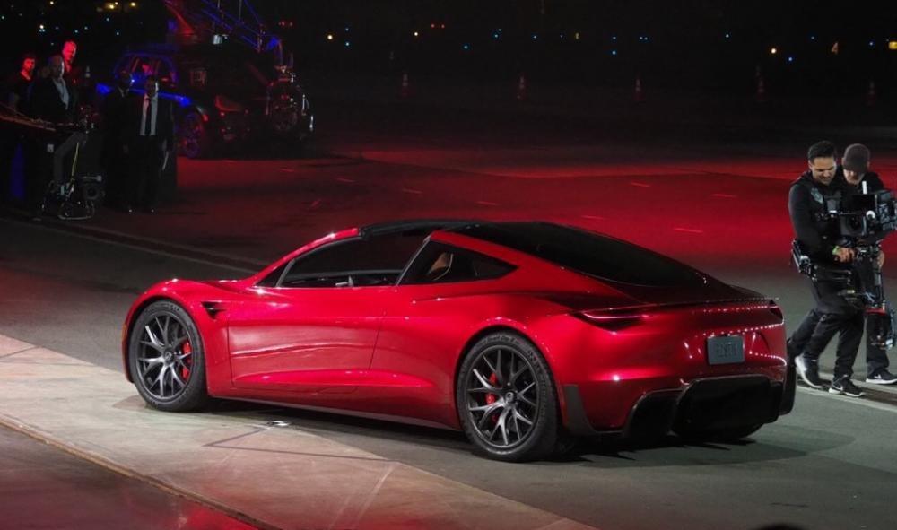 """9 điều đặc biệt biến Tesla Roadster trở thành """"cơn sốt"""" của làng xe hơi thế giới  a7"""