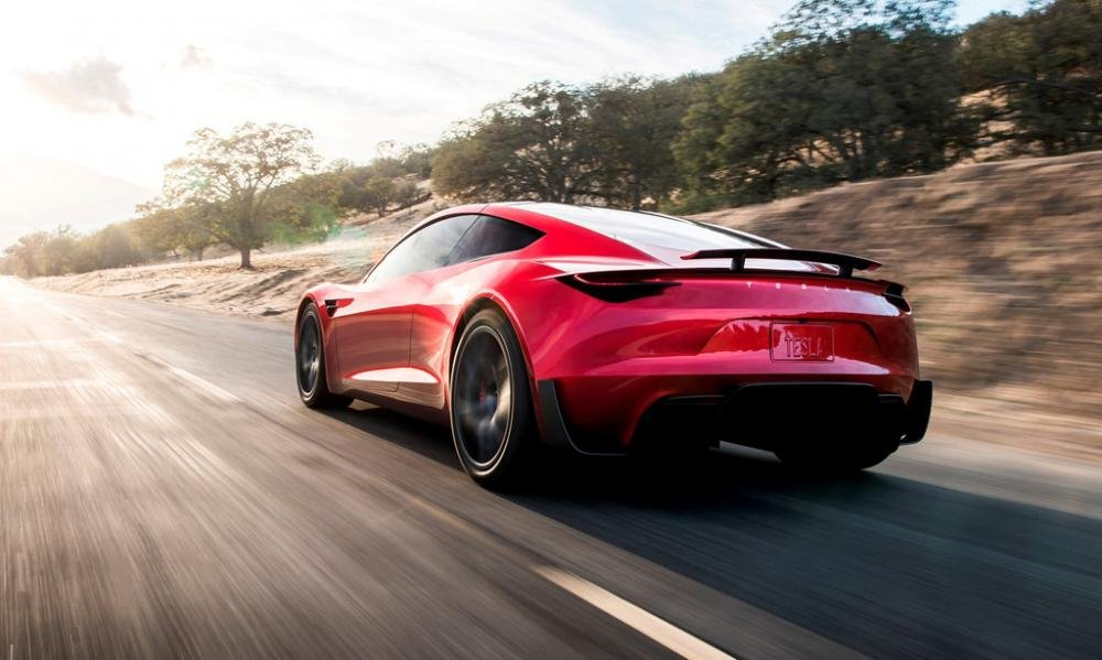 """9 điều đặc biệt biến Tesla Roadster trở thành """"cơn sốt"""" của làng xe hơi thế giới  a3"""