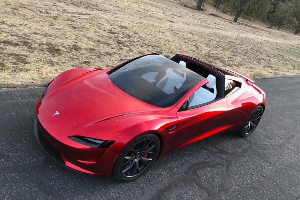 """9 điều đặc biệt biến Tesla Roadster trở thành """"cơn sốt"""" của làng xe hơi thế giới  a4"""