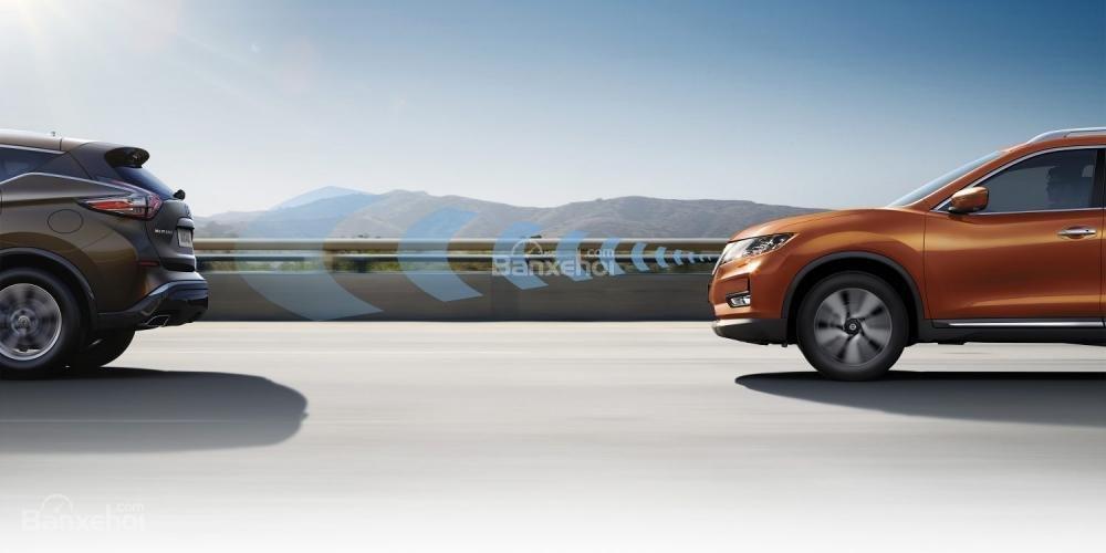 Đánh giá xe Nissan X-Trail 2018 về tính năng an toàn a1