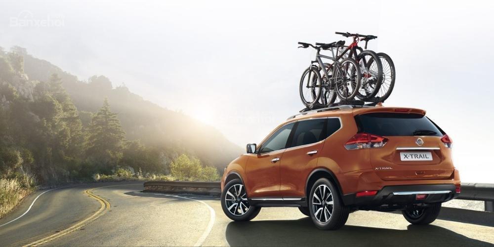 Đánh giá xe Nissan X-Trail 2018: Lựa chọn đáng cân nhắc trong phân khúc crossover.