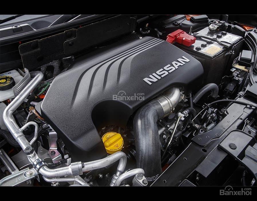 Đánh giá xe Nissan X-Trail 2018 về động cơ.