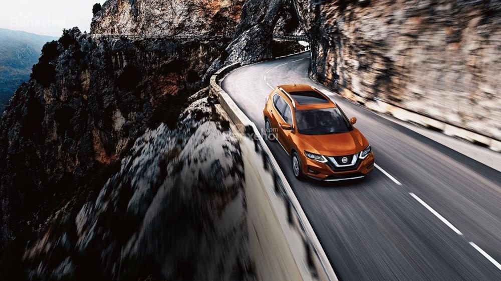 Nissan X-Trail 2018 có nhiều nâng cấp kiểu dáng và trang bị tiện ích.