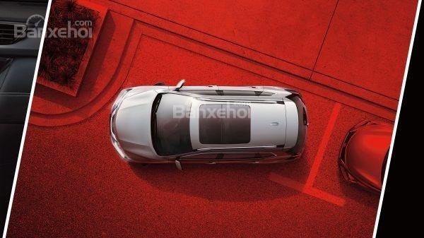 Đánh giá xe Nissan X-Trail 2018 về tính năng an toàn a3