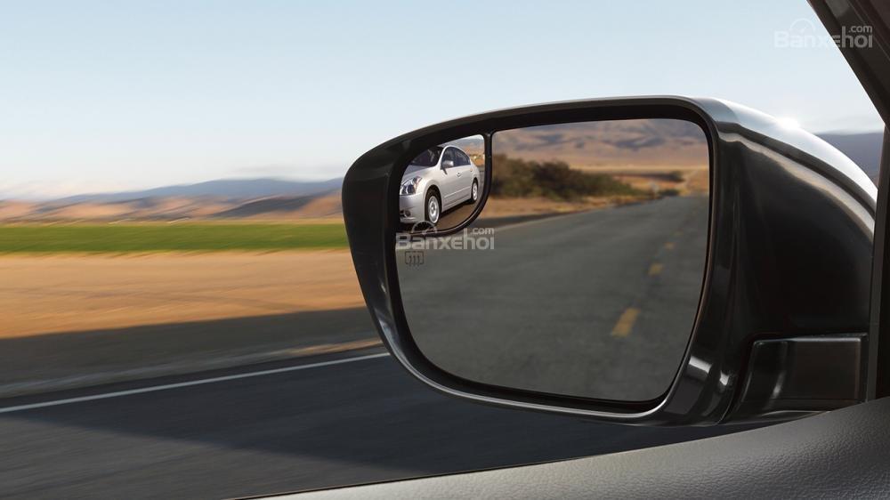 Đánh giá xe Nissan X-Trail 2018 về tính năng an toàn a2