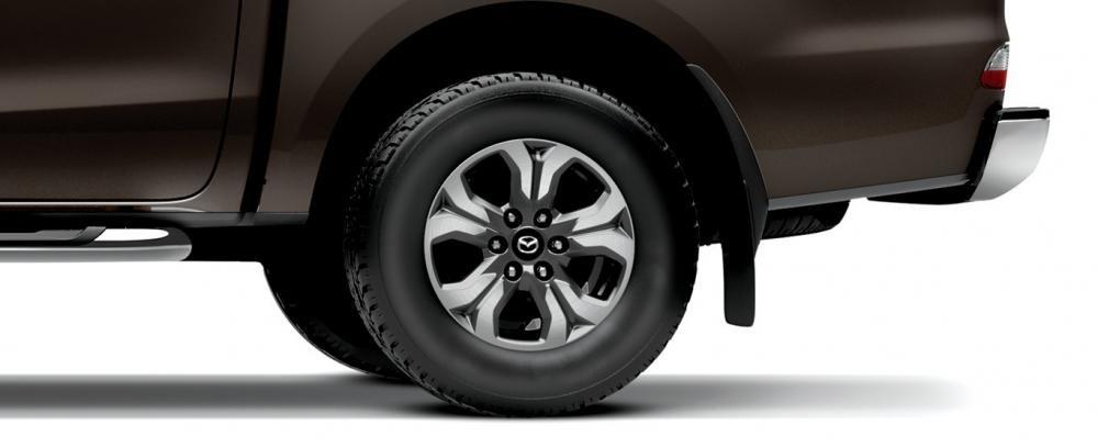 Hình ảnh bánh xe Mazda BT-50 2018