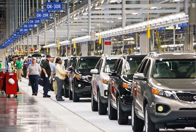 Giải quyết bài toán bù thu ngân sách khi thuế nhập khẩu ô tô về 0% năm 2018 a2