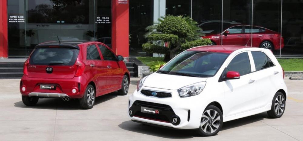 Giá xe Kia tiếp tục hạ: Kia Morning chỉ còn 295 triệu đồng a1