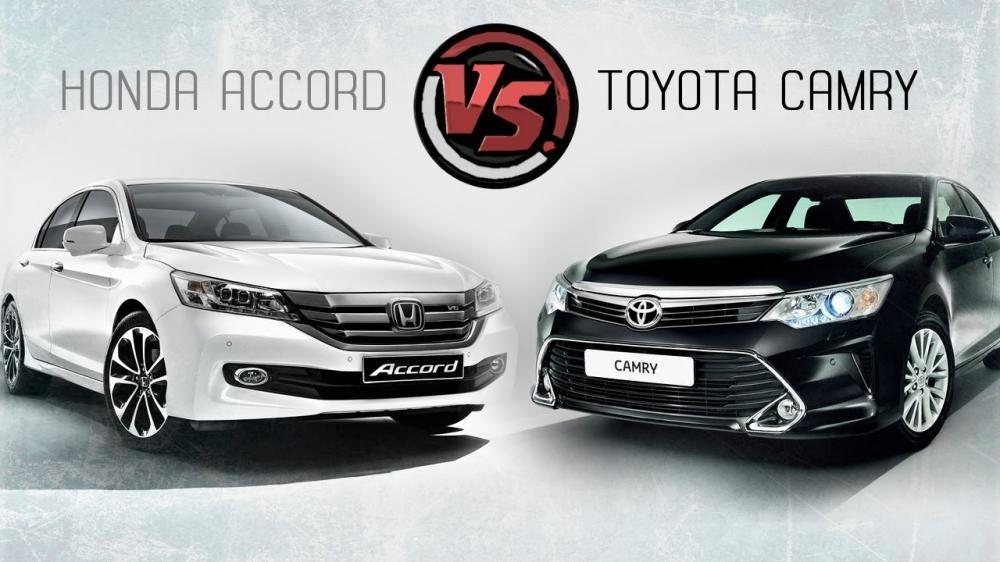 Tung chiêu tiếp thị mới: Toyota Camry và Honda Accord đã sẵn sàng bùng nổ 79