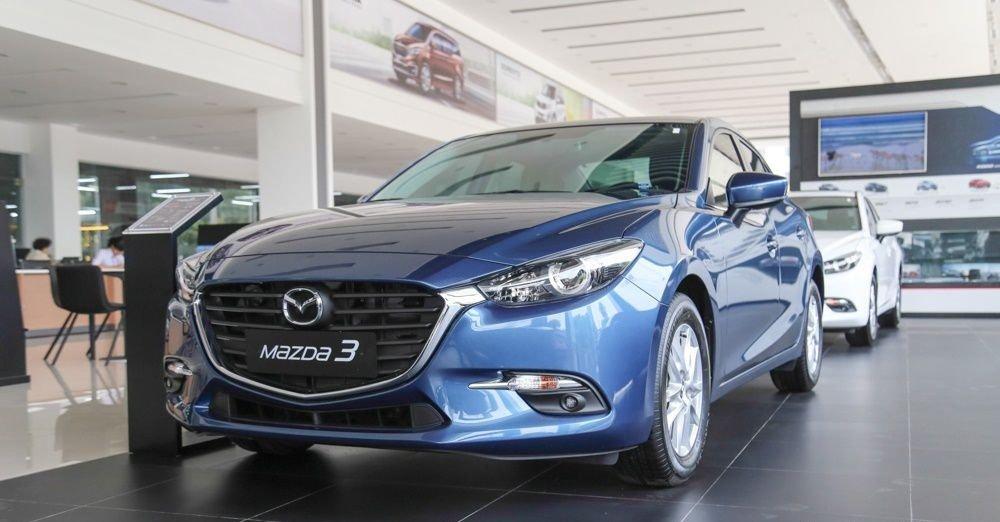 Mazda 3 là mẫu xe ăn khách nhất phân khúc sedan hạng C tại Việt Nam...