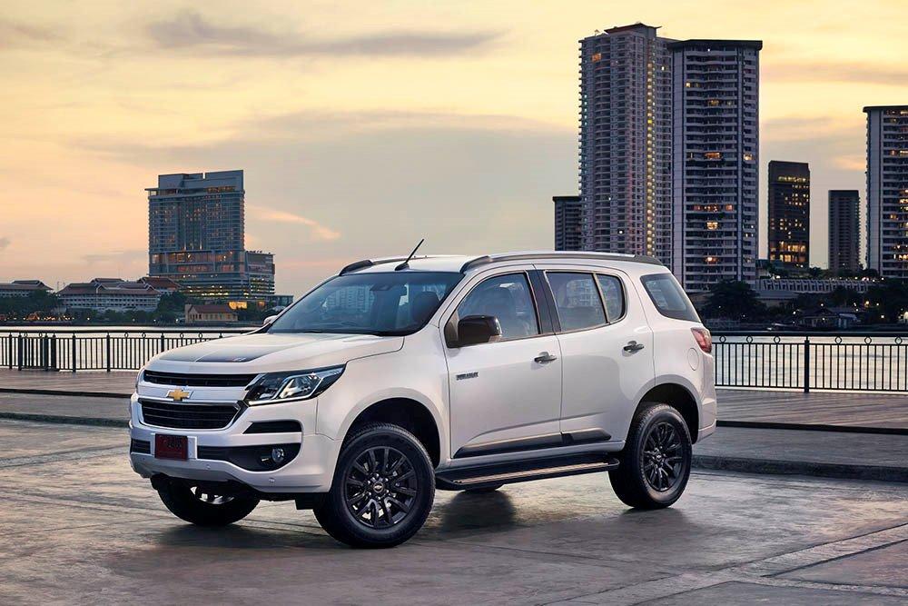 SUV 7 chỗ liên tục ra mẫu mới, lỡ hẹn giảm giá 2018 2
