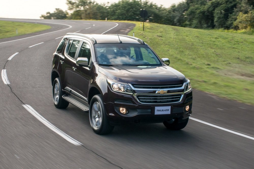 SUV 7 chỗ liên tục ra mẫu mới, lỡ hẹn giảm giá 2018 1