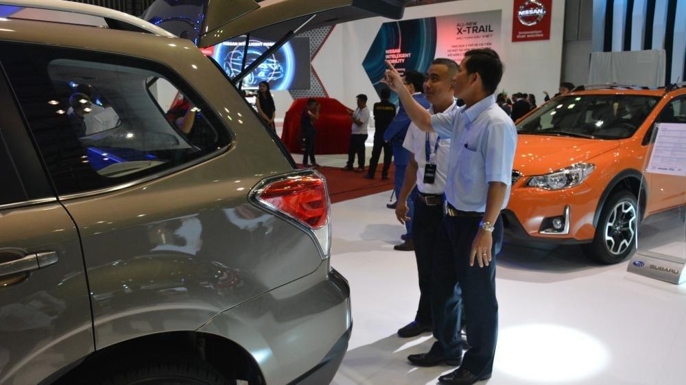 Ô tô Thái Lan, Indonesia chiếm lĩnh thị trường xe nhập tại Việt Nam 3