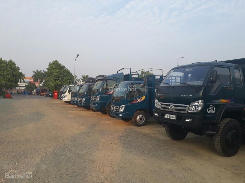 Bán xe tải Ollin 350 Trường Hải, tải trọng 3.5 tấn mới ở Hà Nội-0