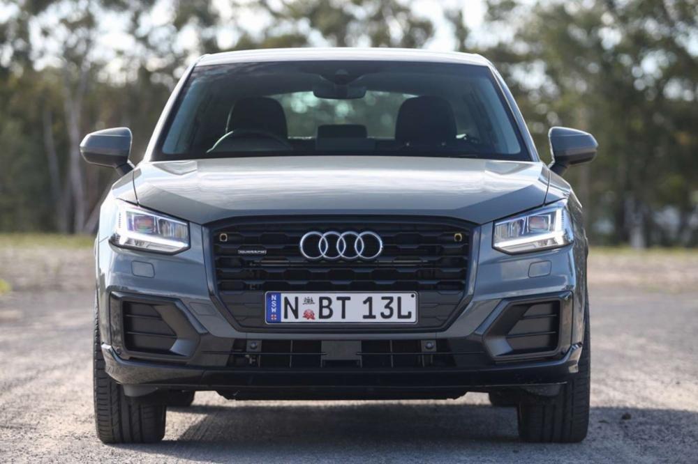 Đầu xe Audi Q2 2018 2