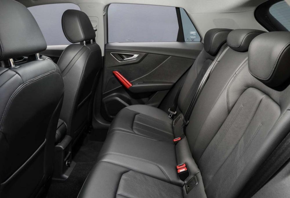 Ghế xe Audi Q2 2018 7