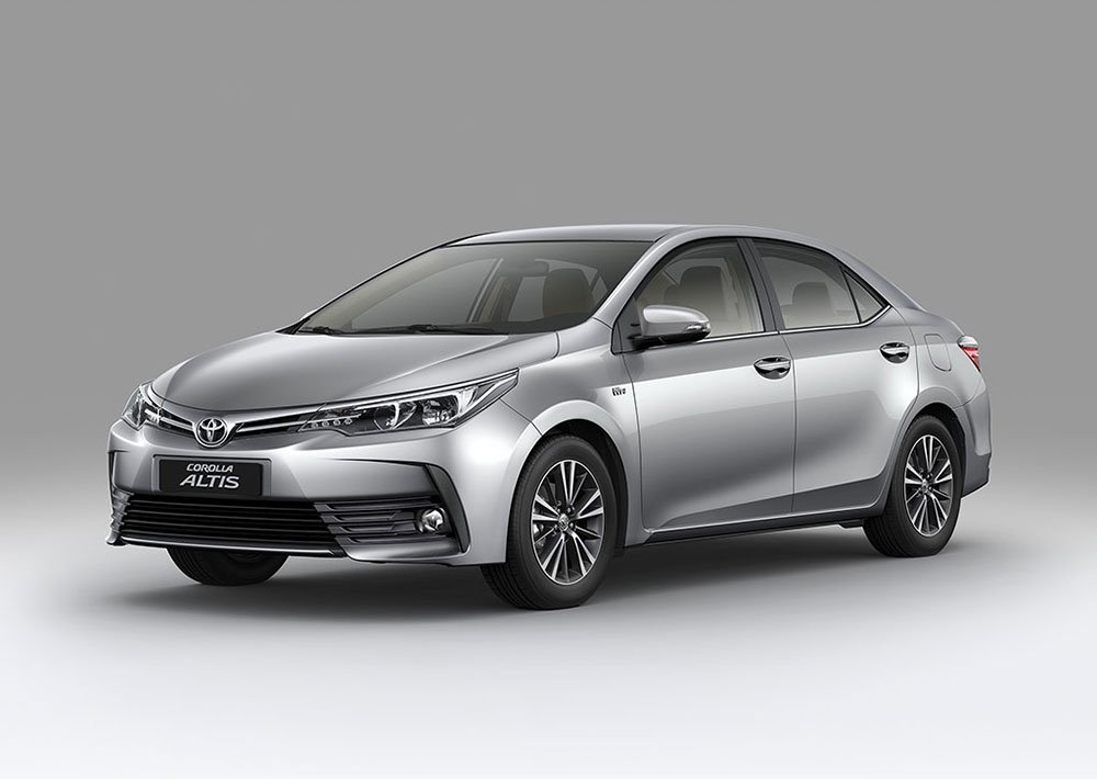 Giá xe Toyota Corolla Altis cập nhật hàng tháng - Ảnh 1.