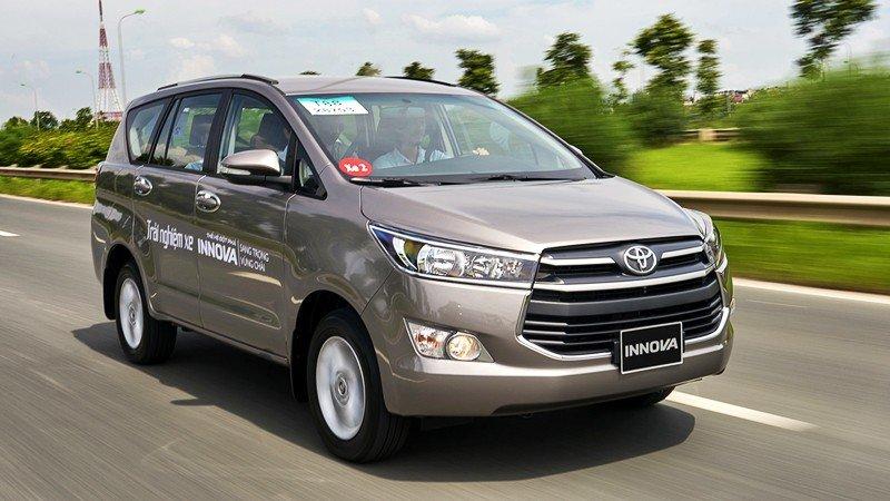 Giá xe Toyota Innova cập nhật mới nhất trên thị trường - Ảnh 6.