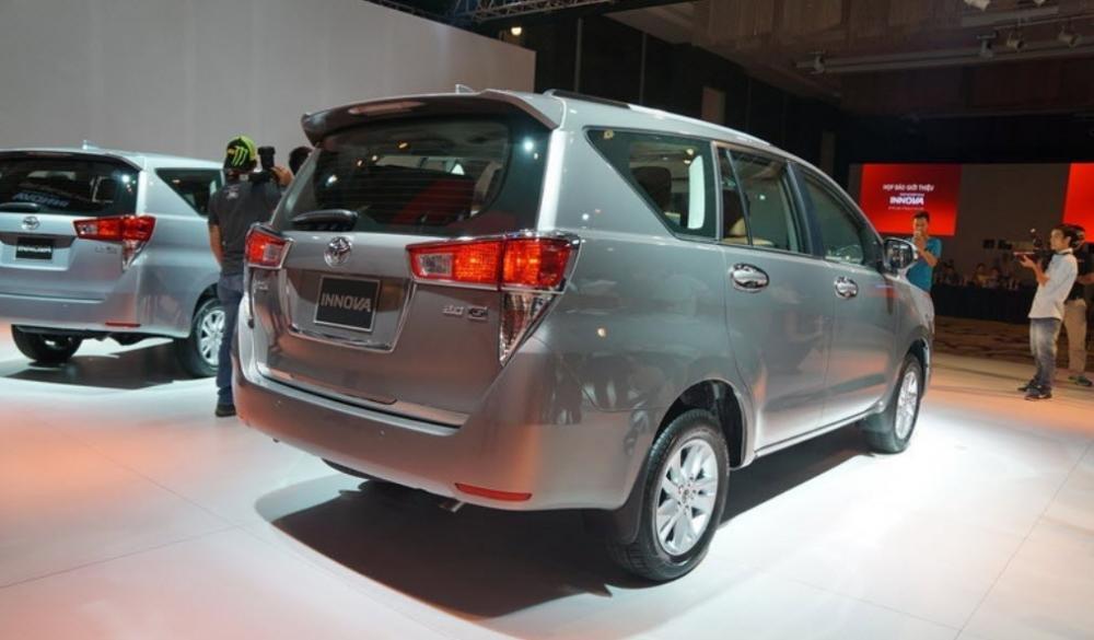 Giá xe Toyota Innova cập nhật mới nhất trên thị trường - Ảnh 4.