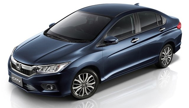 Giá xe Honda City liên tục cập nhật hàng tháng.