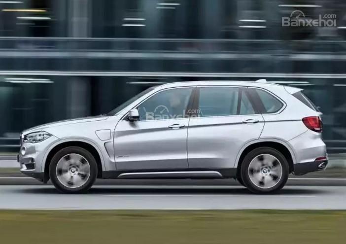 Đánh giá xe BMW X5 2017-2018: Thân xe.