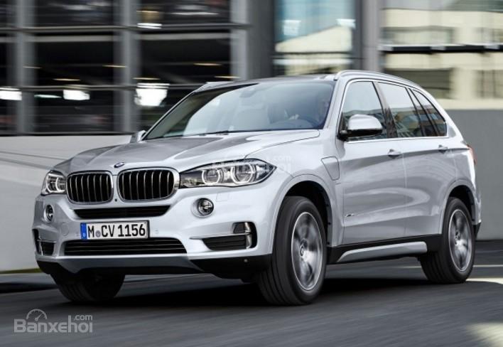 Đánh giá xe BMW X5 2017-2018: Xe được đánh giá cao.
