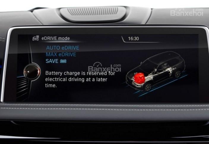 Đánh giá xe BMW X5 2017-2018: Xe được trang bị nhiều công nghệ hiện đại.