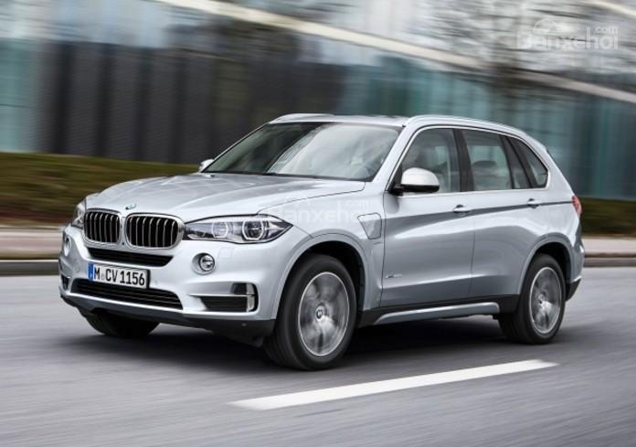 Đánh giá xe BMW X5 2017-2018: Xe cho cảm giác lái mạnh mẽ.
