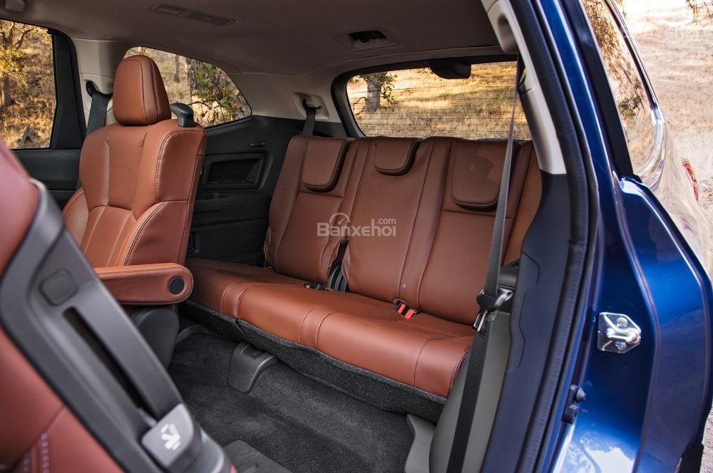 Đánh giá xe Subaru Ascent 2019 về hệ thống ghế ngồi